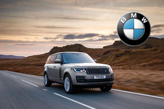Retour au V8 munichois pour le Range Rover