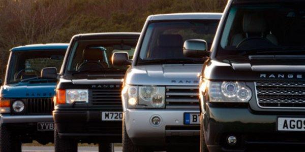 Le Range Rover a 40 ans !