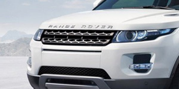 Le Range Rover Evoque dévoilé