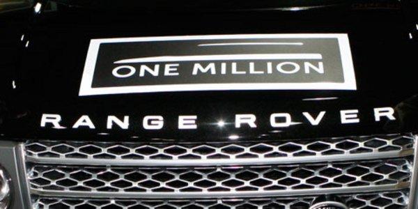 Land Rover passe le million
