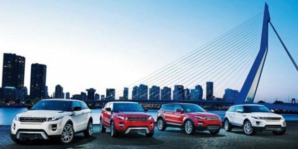 Le Range Rover Evoque gagne 2 portes