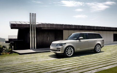 Range Rover IV : évolution en douceur