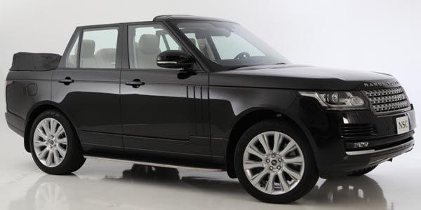 NCE découvre votre Range Rover