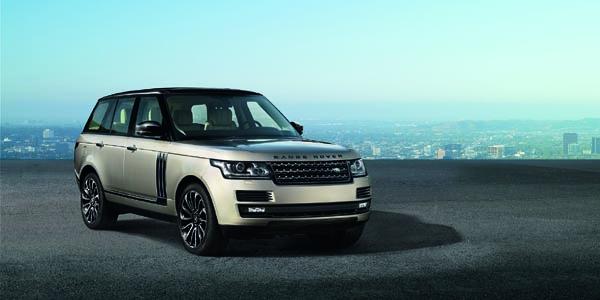 Land Rover élargit l'offre Range Rover