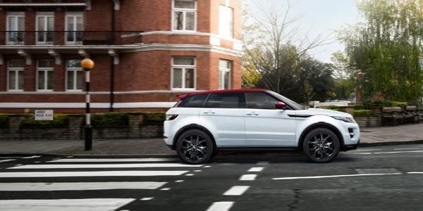 Range Rover Evoque NW8 : la touche Abbey Road