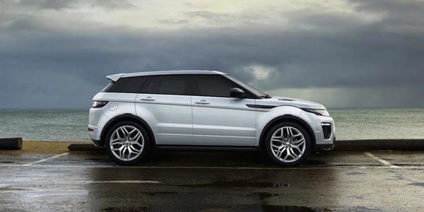 Le Range Rover Evoque restylé