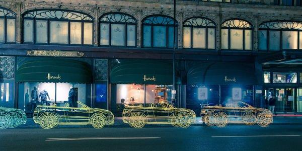 Promotion insolite pour le Range Rover Evoque Cabriolet