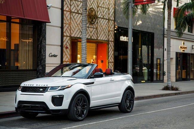 Range Rover Evoque : déjà 500 000 exemplaires produits