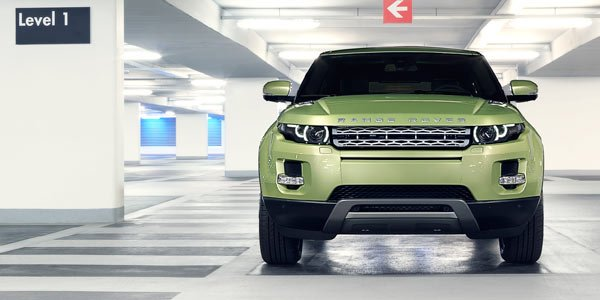 Plus de sport pour le Range Rover Evoque?