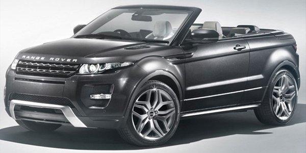 Range Rover Evoque Cabriolet : patience