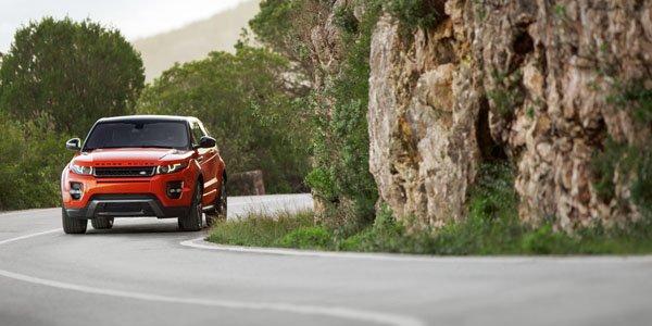 Le Range Rover Evoque passe à 285 ch
