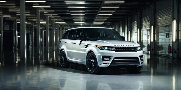 Un Pack Furtif pour le Range Rover Sport