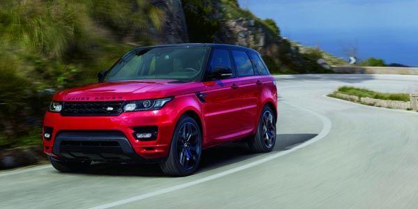 Range Rover Sport HST Limited Edition
