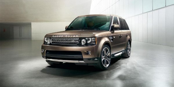 Land Rover Discovery et Range Sport 2012