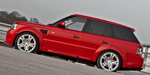 Kahn s'occupe à nouveau du Range Rover