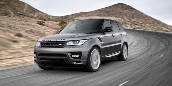 Range Rover Sport : premières images