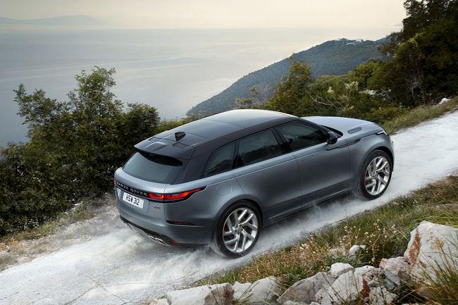 Range Rover Velar SVAuthobography Dynamic Edition