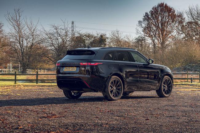 Édition limitée Range Rover Velar R-Dynamic Black