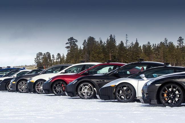 Laponie Ice Driving : demandez le programme