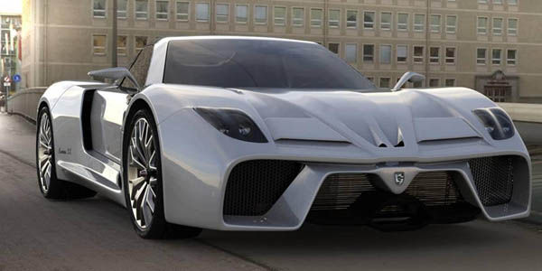 Tecnicar Lavinia EV : Supercar électrique