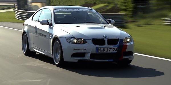 le BMW Driving Experience en vidéo