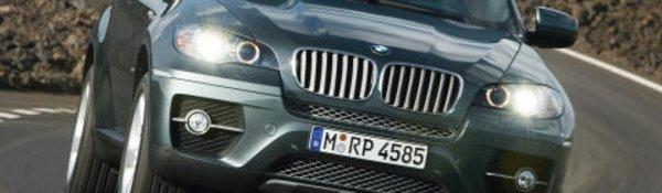Le futur BMW X1 au Mondial de Paris