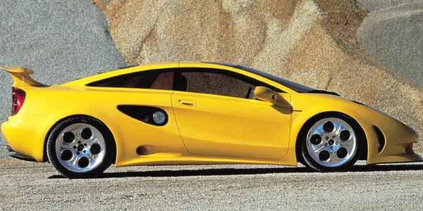 La Lamborghini Cala au Grande Giro