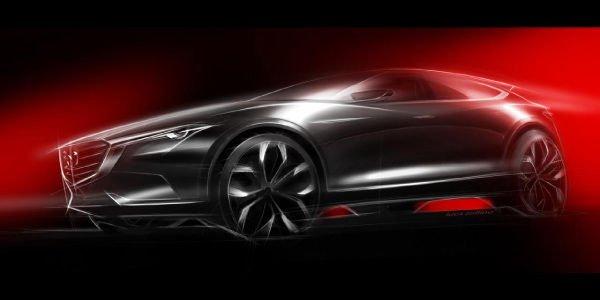 Le concept Mazda Koeru présenté à Francfort