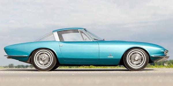 Le concept Corvette Rondine aux enchères