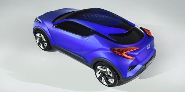 Mondial de Paris : Concept Toyota C-HR