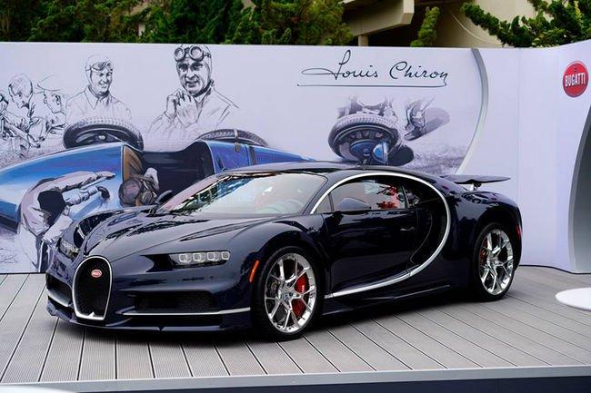 Le designer Selipanov passe de Bugatti à Genesis