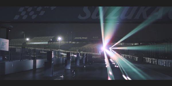 Vidéo : le fantôme de Senna à Suzuka