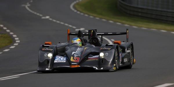 Le G-Drive prend les devants en LMP2