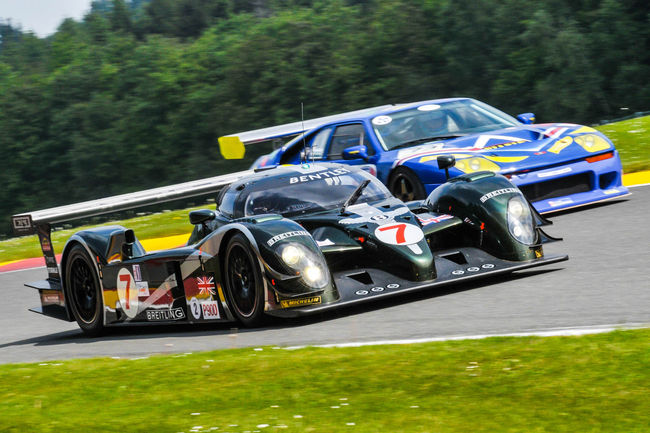 Global Endurance Legends passe en mode course