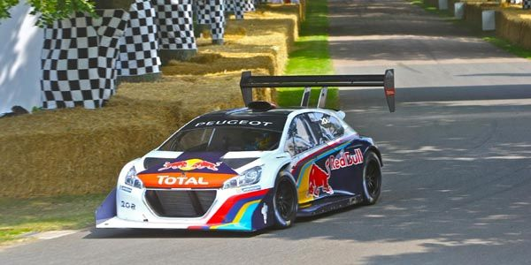 Le Goodwood Festival of Speed en live streaming