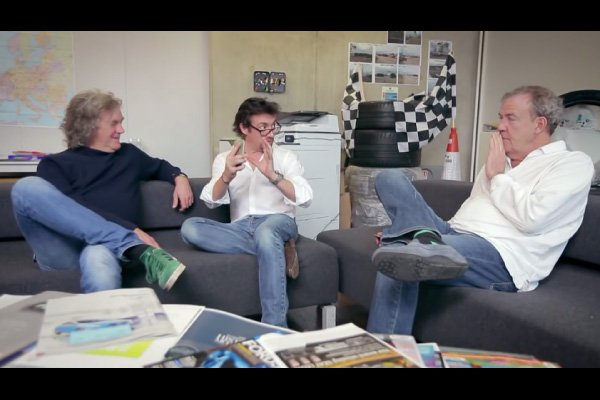 The Grand Tour : le nouveau show des ex-Top Gear