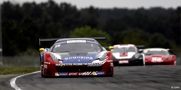 Le GT Tour 2014 débarque au Mans
