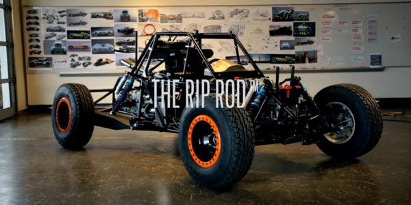 Le Hot Wheels Rip Rod prend vie