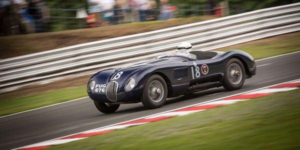 Le Jaguar Classic Challenge au Mans Classic 2016