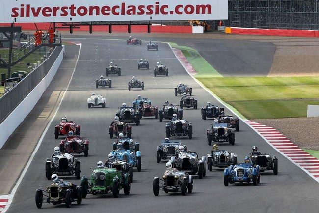 Le Kidston Trophy de retour à Silverstone Classic