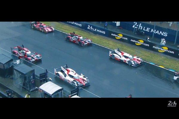 Le Mans : la bande annonce du film 2016