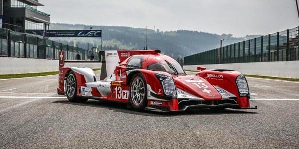 Le Mans : Fred rencontre le Rebellion Racing