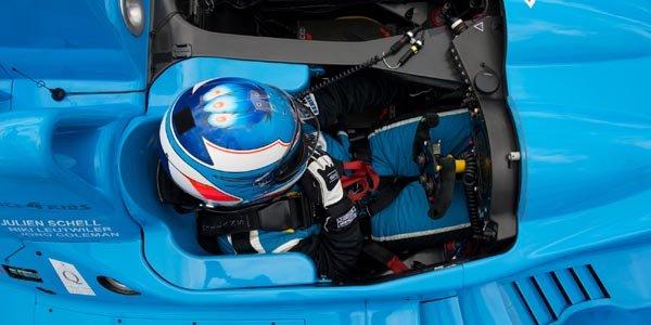 Le Mans : le Pegasus Racing dans la course