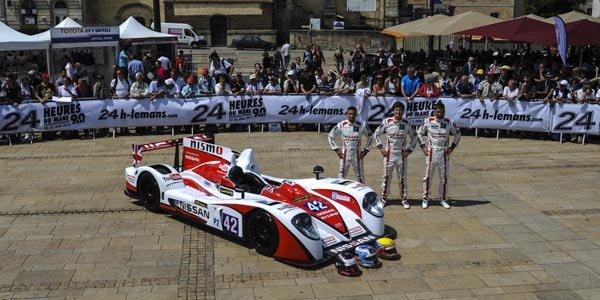 Le Team G-Drive déclassé des 24h du Mans