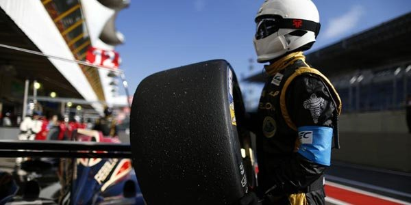 Le Mans : les nouveaux pneumatiques