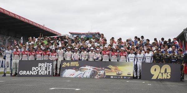 Le Mans: les pilotes au complet, Lotus forfait