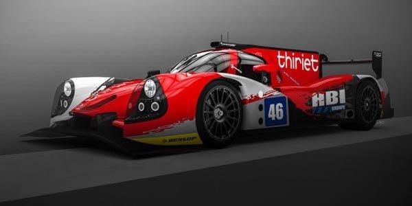 La Ligier JS P2 du Thiriet by TDS se dévoile