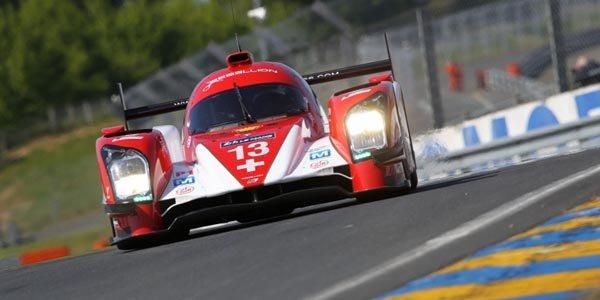 Le Mans : débuts mitigés pour les Rebellion R-One