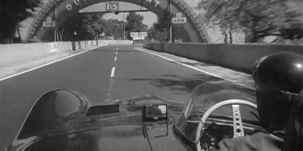 Embarquez avec Mike Hawthorn au Mans 56