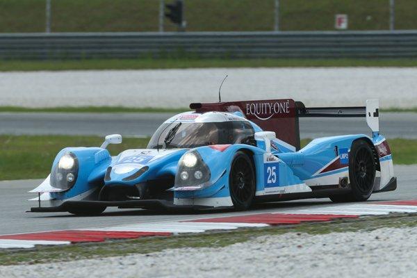 Le Mans : Algarve Pro Racing au départ